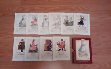 American Girl Doll Books Complete Box Set Kirsten Retired 1-6 Addy 1-4