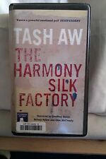 The Harmony Silk Factory by Tash Aw: Unabridged Cassette Audiobook (I 4)