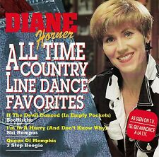 Diane Horners All time Country Line Dance Favorites/CD-COMME NEUF