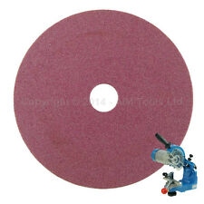 SP10009605 Replacement Grinding Wheel For Chain Saw Blade Sharpener 140mm