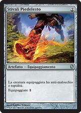 Stivali Piedelesto - Swiftfoot Boots MTG MAGIC C13 Commander 2013 Ita