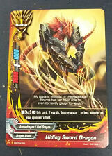 4x HIDING SWORD DRAGON BUDDYFIGHT  PR 0047