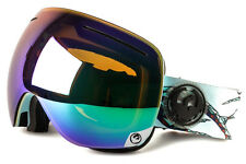 NEW 2016 Dragon X1 Goggles-Form-Green Ion+Yellow Blue Ion-SAME DAY SHIPPING!
