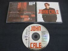 John Cale, Words for the dying, CD, Opal/Warner 1989, 7599-26024-2, made Germany
