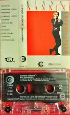 Gianna Nannini Malafemmina Mc Tape Cassette