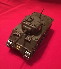 Sherman M4 A3 Tank-  SOLIDO - D-Day Set - METAL DIECAST Made in France by SOLIDO