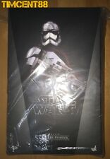 Ready! Hot Toys MMS328 Star Wars Episode EP VII The Force Awakens Captain Phasma