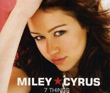 Miley Cyrus 7 things (2008) [Maxi-CD]