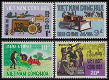 VIETNAM du SUD N°325/328** Construction rurale,1968 South Viet Nam #322-325  MNH
