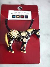 Trail of the Painted Ponies Sky of Enchantment Horse Enamel Pin Pendant