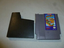NINTENDO NES GAME CARTRIDGE DISNEYS DUCKTALES W DUST COVER DUCK TALES CAPCOM