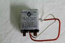 Hart Relay WU115A2-391 Coil 115v Load 25 A 240 V AC RES.