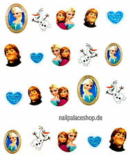Nail Art Nageldesign Water Transfer Nagel Sticker Aufkleber Prinzessin B1980