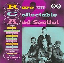 Rare Collectable & Soulful Volume 2 CD NEW