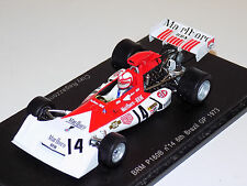 1/43 Spark Formula 1 BRM P160D #14 Brazil GP 1973 Regazzoni with decals S1855