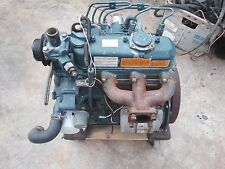 Kubota 1105 Diesel Engine GREAT STARTING RUNNING escavator skidsteerFREESHIPPING