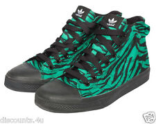 ADIDAS ORIGINALS JS NIZZA HI TRAINERS JEREMY SCOTT HIGH TOP SIZE 5 RRP £150.00