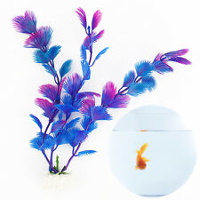 Aquarium Fish Tank Artificial Plants Grass Underwater Decoration Decor Ornament