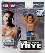 """Round 5 Pride Ultimate Collector Series 9 DON """"THE PREDATOR"""" FRYE Action Figure"""