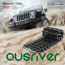 80CM 4WD Heavy Duty Off Road Recovery Track Sand Mud Snow Roll Up Brand New