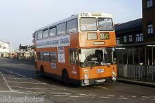Greater Manchester South 4741 Hyde 1995 Bus Photo