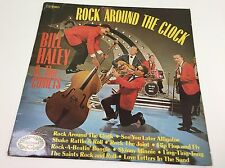 Bill Haley & The Comets - Rock Around The Clock - Vinyl LP Album - VG/EX