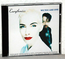 CD EURYTHMICS - We Too Are One