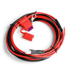 DC 12V Power Cable for Radio Walkie Talkie Hytera HYT MD780 MD650 Mobile Radio