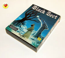 BLACK SECT : lankhor 1994 : AMIGA + PC DOS |BIG BOX| disk game, adventure spiel