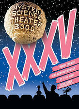 Mystery Science Theater 3000: Volume XXXV (DVD, 2016, 4-Disc Set)