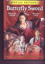 Butterfly Sword (DVD)