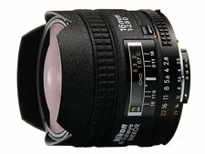 Nikon AF Fisheye-NIKKOR 16mm f/2.8D Lens!! BRAND NEW Buy With Confidence!!
