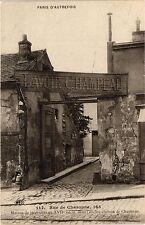 CPA Paris 11e Paris-Rue de Charonne, Paris d'Autrefois (313620)