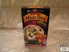 Tom and Jerry - The Magic Ring (VHS, 2002, Slip Sleeve) Animated