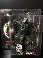 NECA Friday The 13th Part VII Jason Voorhees Cult Classics Series 1 New