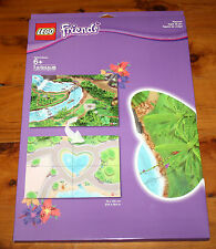 "2014 LEGO FRIENDS CITY / JUNGLE PLAYMAT 851325 Double Sided 39.4"" x 27.6"" NEW"