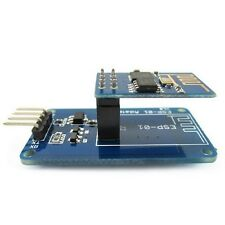 ESP8266 ESP-01 Serial Port WIFI Transceiver Wireless Module + Adapter Module For