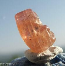 Imperial Topaz Crystal Golden Pink Orange Untreated Raw Mineral 2g/10ct 15mm