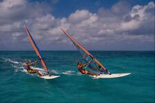568014 slalom entre un Cochran Y N Lelievre Aruba A4 Foto Impresión