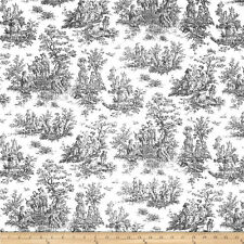 """3""""x6""""  Samples - Toile Designs -  Various Patterns and Colors"""