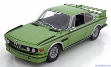 1:18 Minichamps BMW 3,0 CSL (E9) 1975 greenmetallic ltd. 504 pcs.