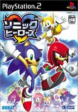 Used PS2 Sonic Heroes   Japan Import (Free Shipping)
