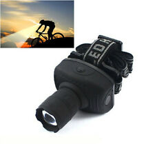 600 lumen led Zoomable headlamp light torch torch for bikes  Headlight  hunting