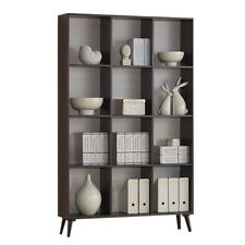 FC7202 CAPRI 3X4 HIGH BOOKCASE/ DISPLAY RACK