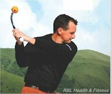 "47.5"" Orange Whip TRAINER Golf Swing Aid - Men/Women 5'6""+"