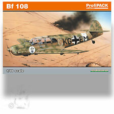 EDUARD 1/48 BF 108 TAIFUN (TYPHOON) ProfiPACK EDITION *PLASTIC, PHOTOETCH KIT