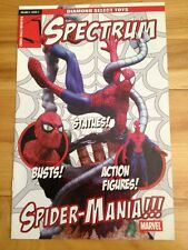 Spiderman Spectrum Diamond Select Toys 2004 Promo Comic