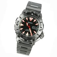 Brand New Seiko Automatic 4R36 200M Sport Men Watch SRP313K2