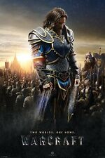"World of Warcraft Lothar  - Maxi Poster  - 24"" x 36"""