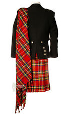 Deluxe Fly PLAID-Stewart ROYAL-indossare con il kilt outfit!
